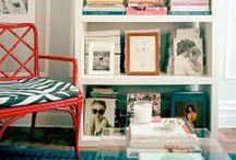 Bookshelves / by Reagan Geschardt