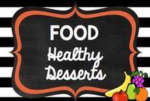 Healthy: Desserts