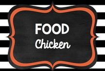 Dinner: Chicken