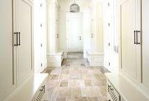 DESIGN - FLOORING / flooring ideas