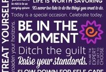 Life Wisdom Quotes / Life is worth savoring.