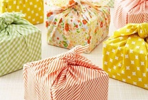 cadeau / gift-giving ideas - because it is better to give than to receive
