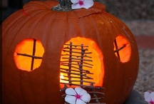 fête : Halloween / food, party-ideas, decor and activities to celebrate halloween and fall / by MamaQ