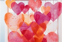 fête : valentines / food, party-ideas, decor and activities to celebrate love