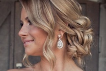 Hair and Beauty Looks / For Your Wedding, Special Occasion, Date Night, or Everyday -- Hairstyles and Beauty Looks We Love!