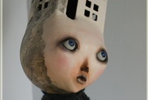 Beautiful Dolls & Sculptures / by Kathleen Raczka