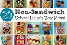 Lunch box ideas/food for kids / by Shabby Chic Travel Geek