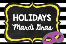 Holidays: Mardi Gras