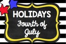 Holidays: Fourth of July