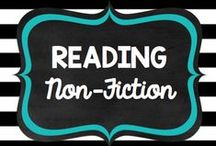 Teaching: Reading (Non-Fiction) / by Rock and Teach