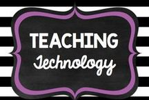 Teaching: Technology / by Rock and Teach