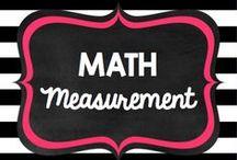 Teaching: Math: Measurement
