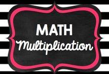 Teaching: Math: Multiplication & Division