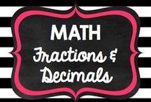 Teaching: Math: Fractions & Decimals