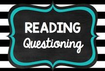 Teaching: Reading: Questions & Thinking / by Rock and Teach