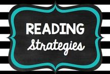 Teaching: Reading: Strategies / by Rock and Teach