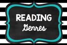 Teaching: Reading: Genres / by Rock and Teach
