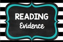 Teaching: Reading: Evidence / by Rock and Teach