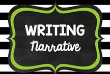 Teaching: Writing: Narrative / by Rock and Teach