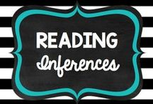 Teaching: Reading: Inferencing / by Rock and Teach