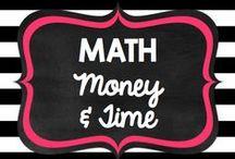 Teaching: Math: Money/Time
