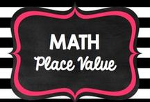 Teaching: Math: Place Value / by Rock and Teach