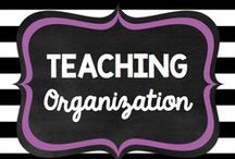 Teaching: Organization / by Rock and Teach
