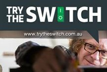 Try The Switch: Electricity Made Easy / Ever have a day like this? Feeling frustrated? Maybe you should try the switch: http://www.trytheswitch.com.au/