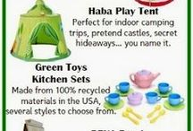 Holiday Gift Guide / This year, we've created handy gift guides with our best toy suggestions for different age groups at various price points. Ask for one in the store or browse our website for more gift ideas.  / by Peapods Natural Toys & Baby Care
