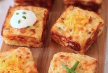 Appetizer Recipes / I say canapes, you say hors d'oeuvres, we all say appetizers - either way we love these recipes for dips and little bites.