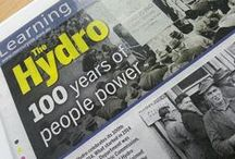 100 Years of Hydro Tasmania | Share Your Story / Celebrating 100 years of making electricity through water (hydro power) at Hydro Tasmania, Australia's largest generator of renewable energy and largest water manager.   Share your story at www.hydro100.com.au and help celebrate your contribution to 'The Hydro' over the last one hundred years.  #Hydro #Power #Energy #Electricity #Centenary #Tasmania #Engineering