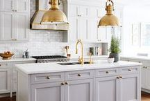 DESIGN - BRASS FIXTURES / brass hardware and light fixtures for the home
