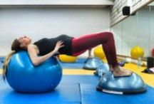 BOSU Pregnancy Workouts / Workouts for expecting mothers than incorporate BOSU Fitness