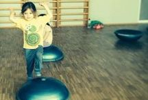 BOSU Fitness for Kids / Fitness fun for kids incorporating the BOSU ball