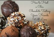 Chocolate and More Chocolate / We can't get enough of chocolate. What's not to love?