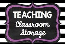 Teaching: Classroom Storage