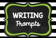 Teaching: Writing: Prompts / by Rock and Teach