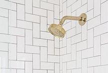 DESIGN - TILES / trending tiles for the bathroom or kitchen backsplash