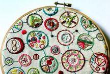 créatif : embroidery