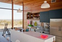 maison : eating and cooking spaces
