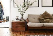 maison : living spaces