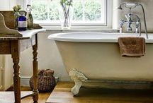 maison : bathing spaces