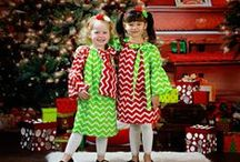 Christmas Sewing 1 / Christmas clothing & more ideas/inspiration to sew for kids, adults, pets, home etc.