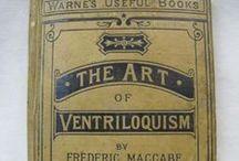 Ventriloquism Graphics