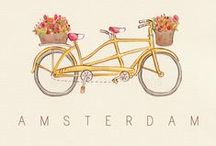 le monde : amsterdam / images, travel tips, and loveliness all about the Netherlands