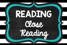 Teaching: Reading: Close Reads