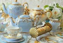 Tea Party Themes / The best of entertaining with tea.