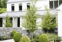 MODERN AMERICAN FARMHOUSE / ideas for designing a modern american farmhouse