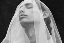 Unveiled | Veils by One Day Bridal / A story of two lovers.  One Day Bridal veils are available online.