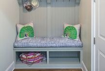 INTERIORS - MUDROOM / My favorite mudrooms for inspiration